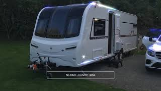 CAMC Cherry Hinton Cambridge Site Review. Touring Caravan Park Cambridge