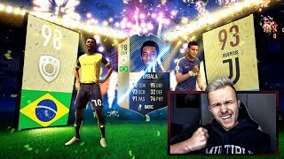 FIFA 18: TOTW PACK OPENING + WEEKEND LEAGUE mit PELE PRIME 😱🔥