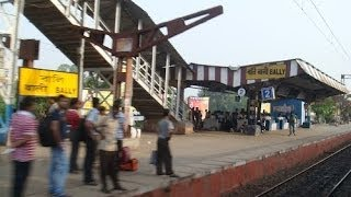 WDM-3A Speedy Action: Crossing Bally & Diverting to Howrah - Burdwan Chord Section of ER