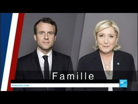 Présidentielle en France - Macron vs Le Pen : Quels programmes pour la famille ?