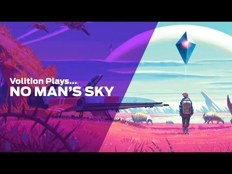 Volition Plays: No Man's Sky