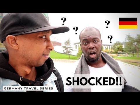 24 HOURS IN HANNOVER   The RACIST Cafe   Hannover Travel Guide