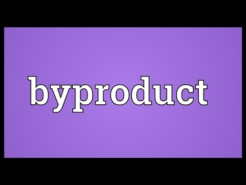 Byproduct Meaning