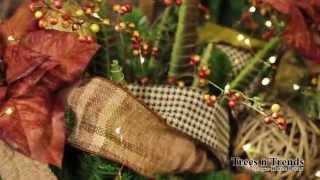 """""""Christmas Lodge"""" Christmas Decorating Theme - 2014 Thumbnail"""
