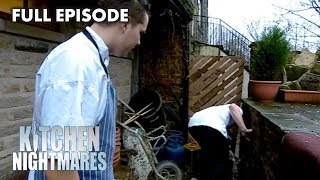Gordon Ramsay Throws Up From A Rancid Scallop | Kitchen Nightmares