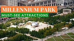 Millennium Park Must-See Attractions for Chicago First-Timers