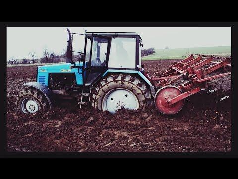 Мини-тракторы и тракторы Беларус МТЗ -купить недорого, цены