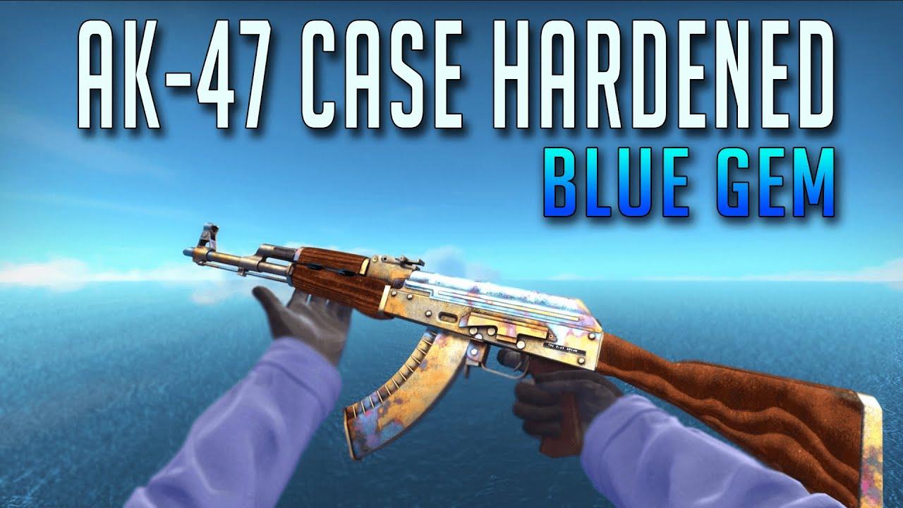 Ak Case Hardened