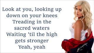 Bebe Rexha ~ Mine ~ Lyrics