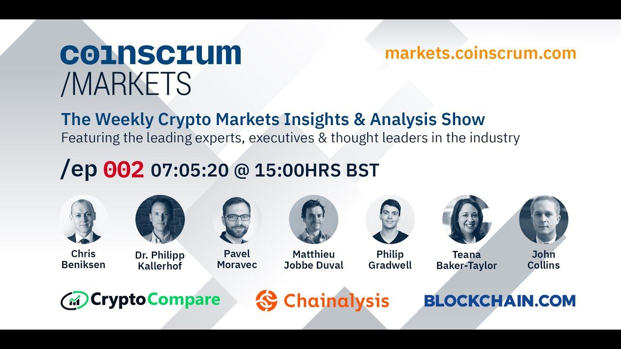 Coinscrum /Markets :: Ep002