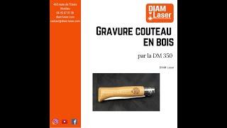DM 350 Couteau