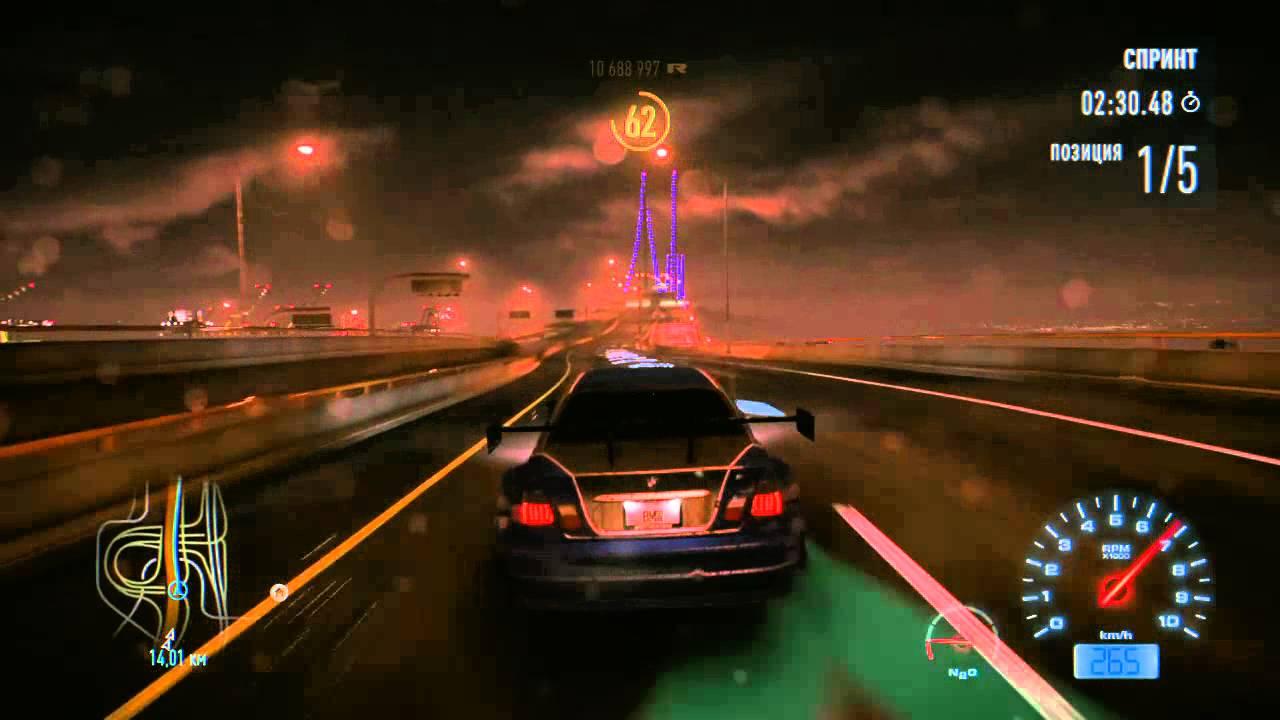 Need for Speed™ - Eddie's Challenge 15 (last) BMW M3 E46 ...