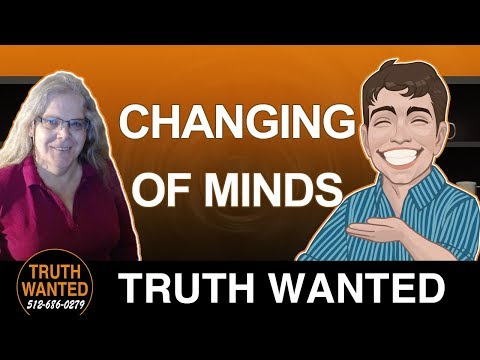 Flat Earth and being open minded? | David - NJ | Truth Wanted 02.33 thumbnail