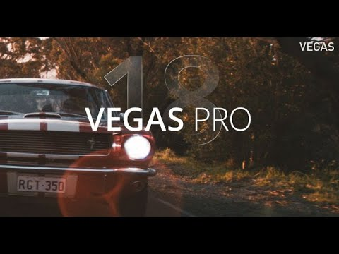 Intro to VEGAS Pro 18 for Beginners