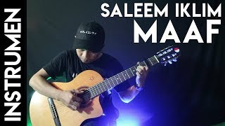 Saleem Iklim Maaf - Gitar Fingerstyle