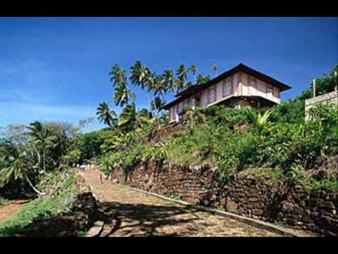 rural life... French Guiana (South America)