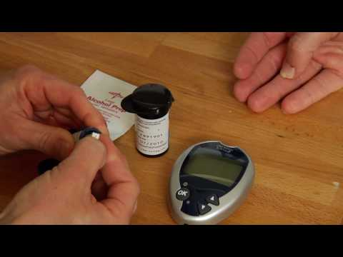 Medical Information : How to Use a Glucometer