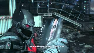 Batman Arkham Knight Part 5 (Batman Beyond Skin)