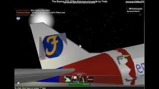 roblox flash airlines boeing 737-500 eg-jvd made emergency landing at cairo airport