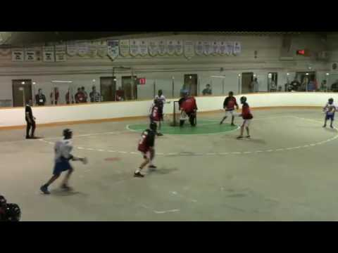 Bantam Lacrosse Nationals 2015 Ontario vs Nova Scotia- Part 1