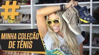 Louca por Tênis | Adriane Galisteu