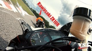 "Yamaha R3 Superbike vs ""Real Superbikes"" [Superbike Build Series Ep.15]"