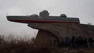 видео памятник кораблю