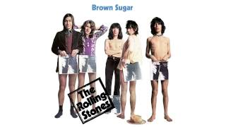 The Rolling Stones - BROWN SUGAR (ALTERNATE VERSION) FEAT.  ERIC CLAPTON