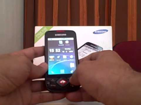 Samsung Galaxy Spica Android India Phone Review