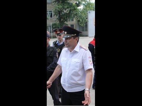 Начальник Красноармейской полиции