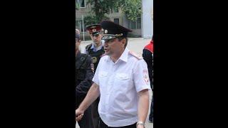 Начальник Красноармейской полиции Усынкин