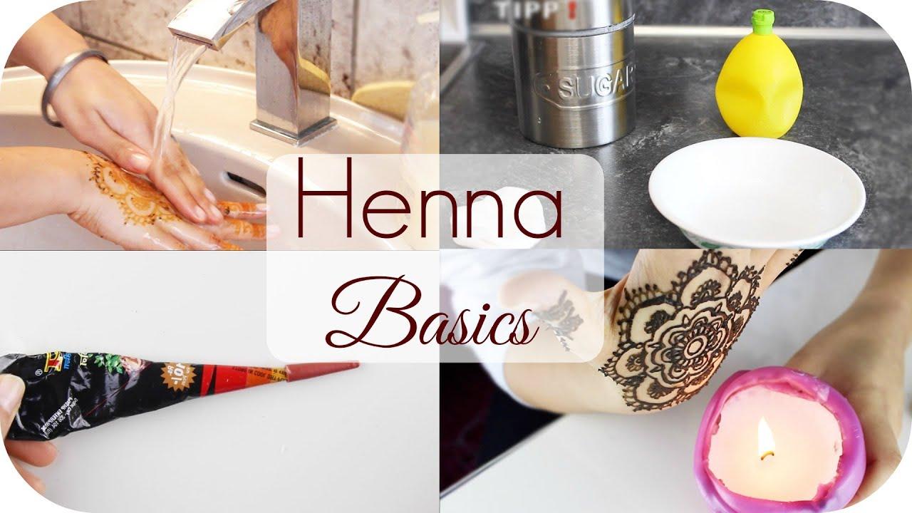 auftrag motive abwaschen henna basics sanny kaur youtube - Henna Muster Fur Anfanger