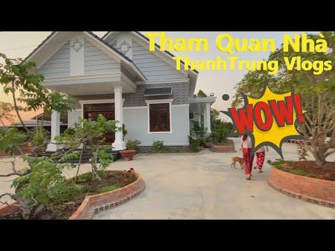 ThanhTrung Vlogs #2 Tham Quan Nhà Của Gia Đình Mình   My House Tour