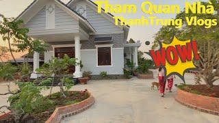 ThanhTrung Vlogs #2 Tham Quan Nhà Của Gia Đình Mình | My House Tour