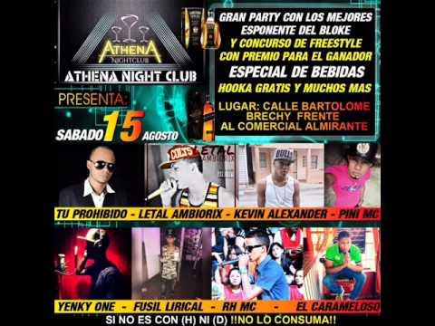 AthenA NIGHT CLUB gran party2015