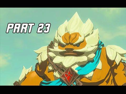 Legend of Zelda Breath of the Wild Walkthrough Part 23 - ULTIMATE DEFENCE (Let's Play)