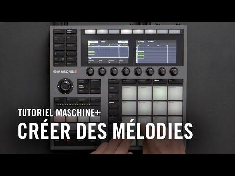Crée des mélodies avec Maschine + (Expansion Neo Boogie) | Native Instruments