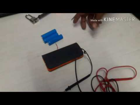 How to repair power bank - YouTube