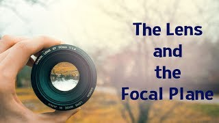 The Lens and the Focal Plane