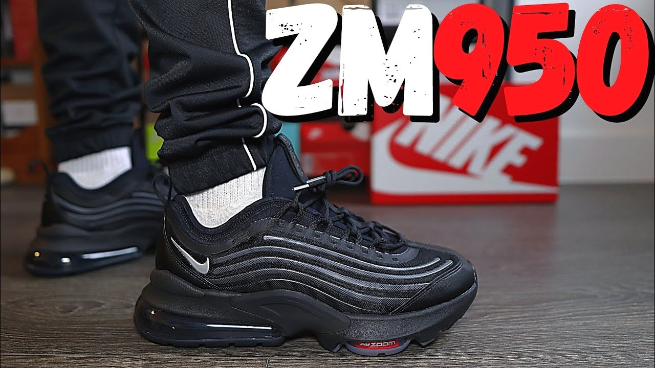 MODERN DAY CLASSIC? Nike ZM950 BLACK On Foot Review