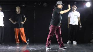 KAZU+YU-KI+IRIE+ATZO / HOT PANTS vol..35 DANCE SHOW