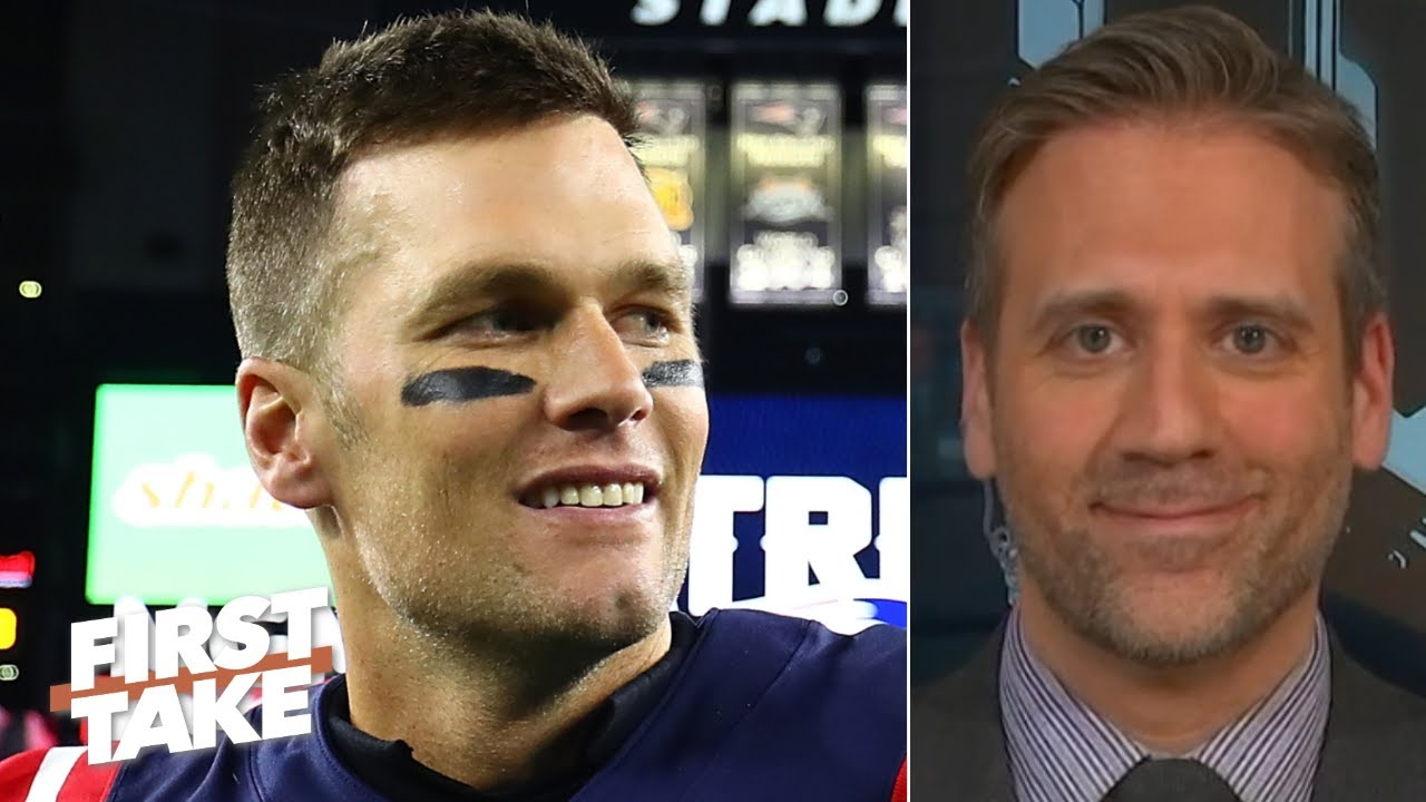 Max Kellerman praises Tom Brady for being an 'exceptional role model' | First Take