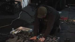 Keith Fullerton Whitman Live at Smash Palace (part 1 of 3)
