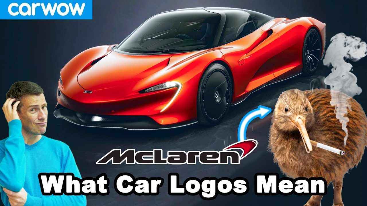 The weirdest car logos & their hidden meanings!