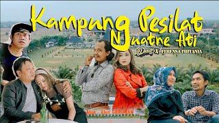 Kampung Pesilat Nguatne Ati - Lek Dahlan Feat Ferensa Thitania (Official Musik Video )
