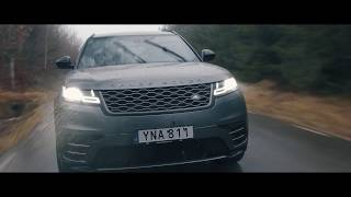 2018 Range Rover Velar P380 Review by POVDRIVING