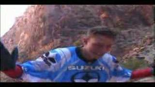 MotoCross BASE Jump into the Grand Canyon by Travis Pastrana