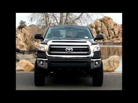 Premium Lift System for the 2014-2015 Toyota Tundra - YouTube