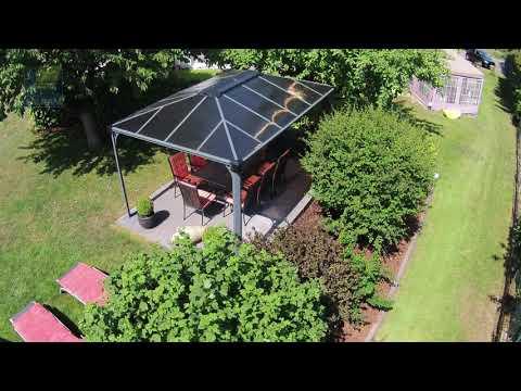 palram-aluminium-pavillon-martinique-4300-produktvideo
