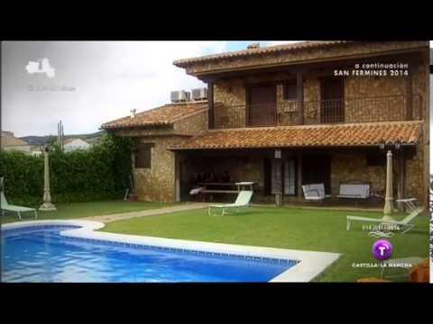 El cuentakil metros casa rural la toscana youtube for Casa rural mansion terraplen seis